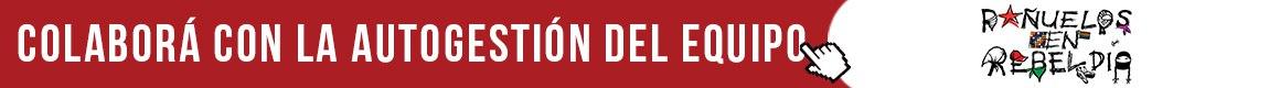 Colaborá con la autogestión del equipo – Pañuelos en Rebeldía